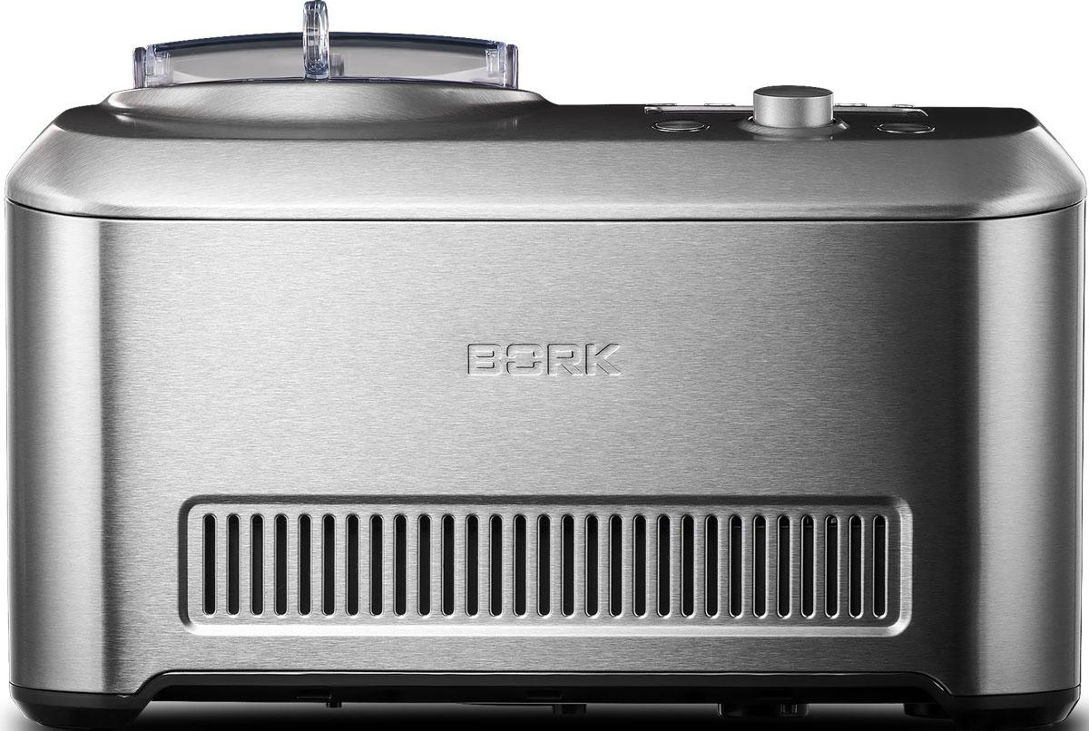 Bork E801 мороженицаE801Фабрика домашнего мороженого Bork E801. Автоматические режимы позволяют готовить 4 вида любимого лакомства – сорбет, джелато, замороженный йогурт и классическое мороженое – а ручной режим оставляет простор для творчества. Холодильник не нужен – встроенный компрессор сохраняет десерт холодным до трех часов. Позвольте себе маленькие слабости каждый день. Во время работы прибора вы можете легко добавить дополнительные ингредиенты для получения неповторимого вкуса вашего мороженого. Функция PRE-COOL дает возможность предварительно охладить мороженицу от -10 до -30 °C и подготовить прибор к работе. С помощью ручного режима вы можете сами контролировать время приготовления мороженого по вашим любимым рецептам. Функция KEEP COOL поддерживает мороженицу в охлажденном состоянии и предотвращает таяние десерта. Количество степеней заморозки: 12 Цифровой дисплей Звуковой сигнал: 2 мелодии Отключение звукового...