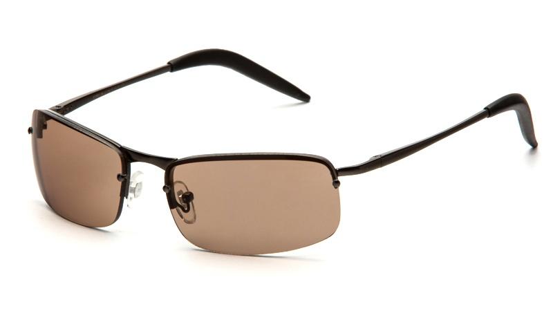 АЛИС 96 Очки водительские (солнце) comfort AS009 черный, коричневый