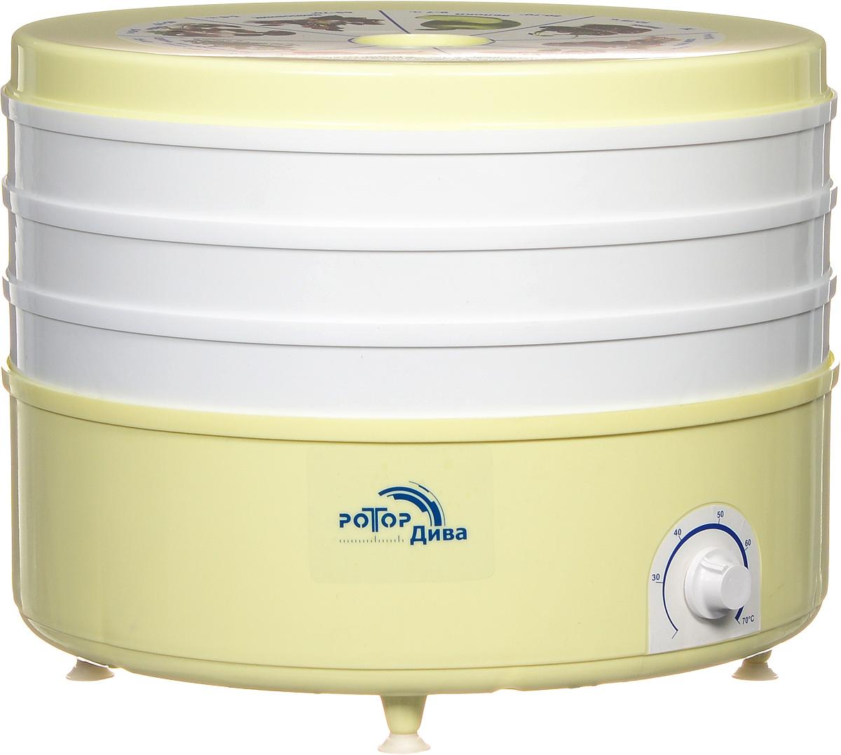 Ротор Дива СШ-007-05 сушилка для овощей СО Р3 5 *