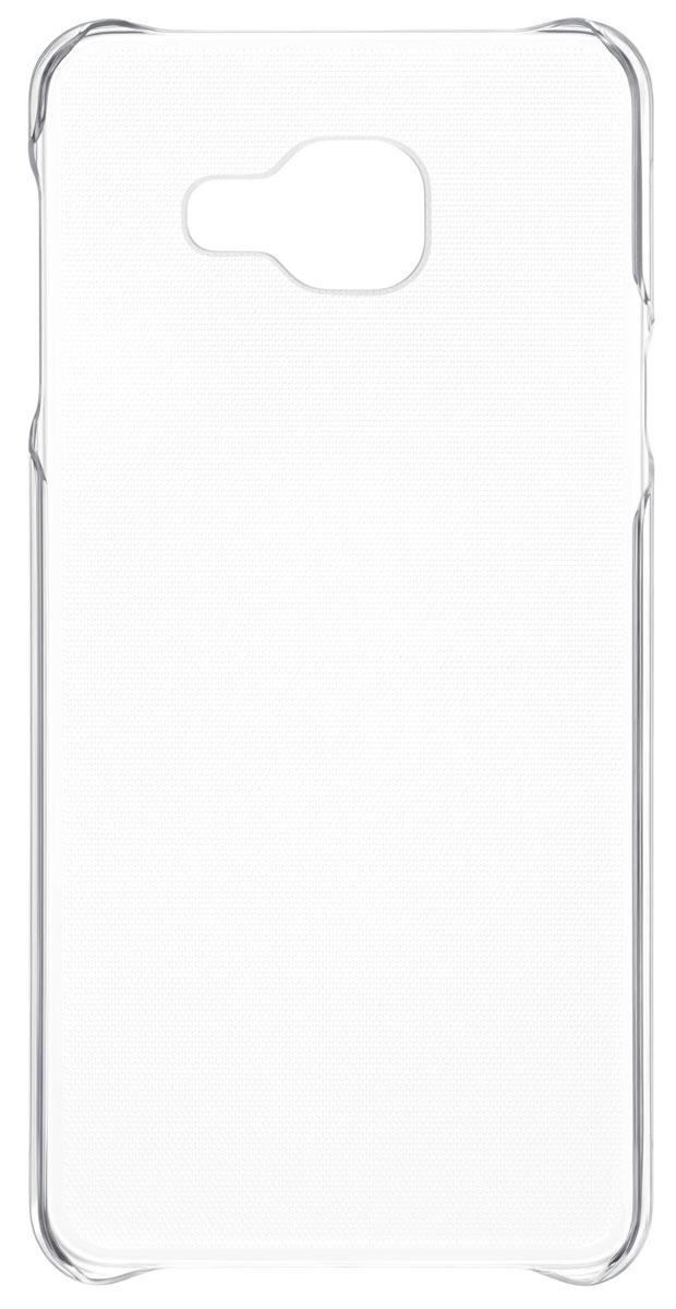 Samsung EF-AA310 SlimCover чехол для Galaxy A3, ClearEF-AA310CTEGRUЧехол Samsung Slim Cover подходит для модели смартфона Samsung Galaxy A3 (SM-A310F). Оригинальный аксессуар плотно прилегает к корпусу устройства и защищает от механических повреждений и пыли. Прозрачная поверхность чехла сохраняет оригинальный внешний вид Galaxy A3 (SM-A310F). Чехол сделан из прочного поликарбоната, легко надевается и снимается. При использовании чехла в паре со смартфоном все функциональные порты и клавиши остаются доступными.