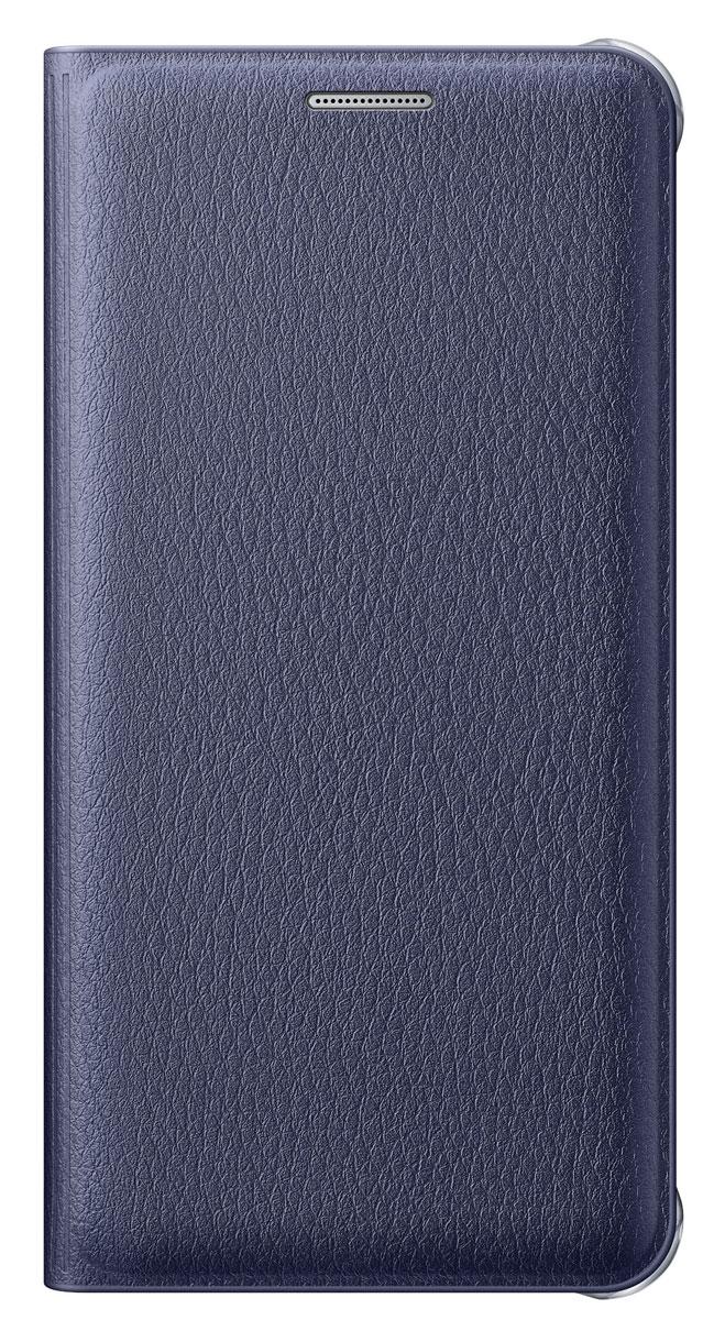 Samsung EF-WA310 Flip Wallet чехол для Galaxy A3 (2016), Dark BlueEF-WA310PBEGRUЧехол-книжка Samsung Flip Wallet подходит для модели смартфона Samsung Galaxy A3 (SM-A310F). В отличие от простых накладок он защищает не только боковые грани и заднюю стенку смартфона, но и экран от пыли, царапин и потертостей. Он выполнен из полиуретана и плотно прилегает к корпусу девайса. Изящный чехол в минималистичном стиле станет отличным подарком для практичных людей. В специальном кармашке внутри чехла можно хранить визитки, кредитные карты или денежные купюры. Тонкие стенки аксессуара практически не увеличивают габаритов Samsung Galaxy A3. При пользовании смартфона доступы ко всем портам и камере остаются открытыми.