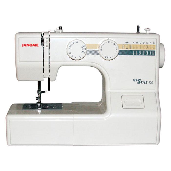 Janome MS 100 швейная машина