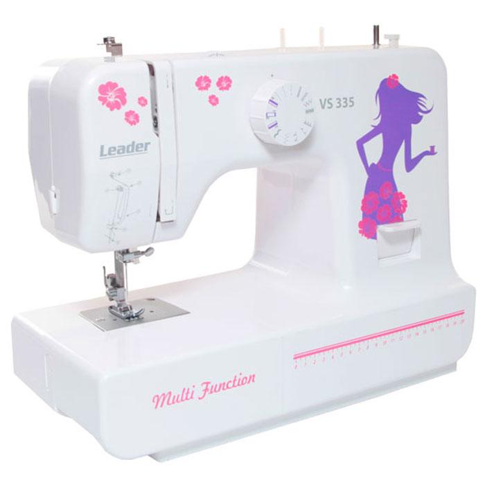 Leader VS 335 швейная машина
