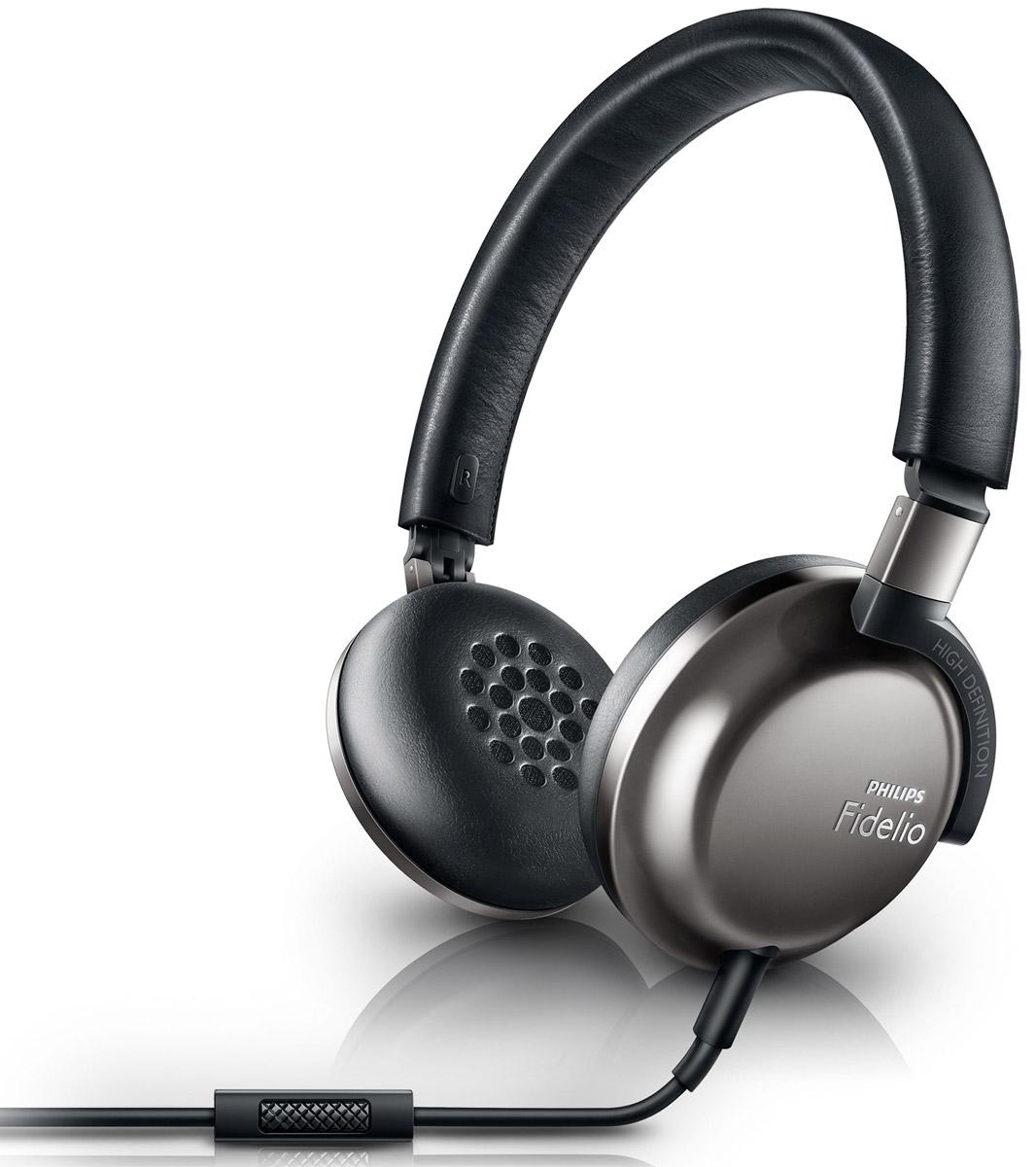 Philips F1/00 наушникиF1/00Сверхтонкие и легкие наушники Philips Fidelio F1 идеально подходят для путешествий: в одной модели прекрасно сочетаются безупречное качество звучания, удобная посадка и прочность. Тщательно продуманная конструкция обеспечивает звук высокой четкости и превосходную шумоизоляцию в любых условиях. Звук высокого разрешения обеспечивает максимально качественное воспроизведение музыки: Звук высокого разрешения обеспечивает превосходное качество воспроизведения, которое гораздо ближе к студийному, чем форматы CD 16 бит/44,1 кГц. Благодаря такому безупречному качеству звук высокого разрешения не оставит равнодушным ни одного меломана. Наушники Fidelio соответствуют строжайшим стандартам качества и сертифицированы для воспроизведения звука высокого разрешения. Независимо от источника звука, будь то коллекция высококачественных музыкальных треков или более традиционные музыкальные композиции, наушники Fidelio обеспечивают безупречное звучание с расширенным...