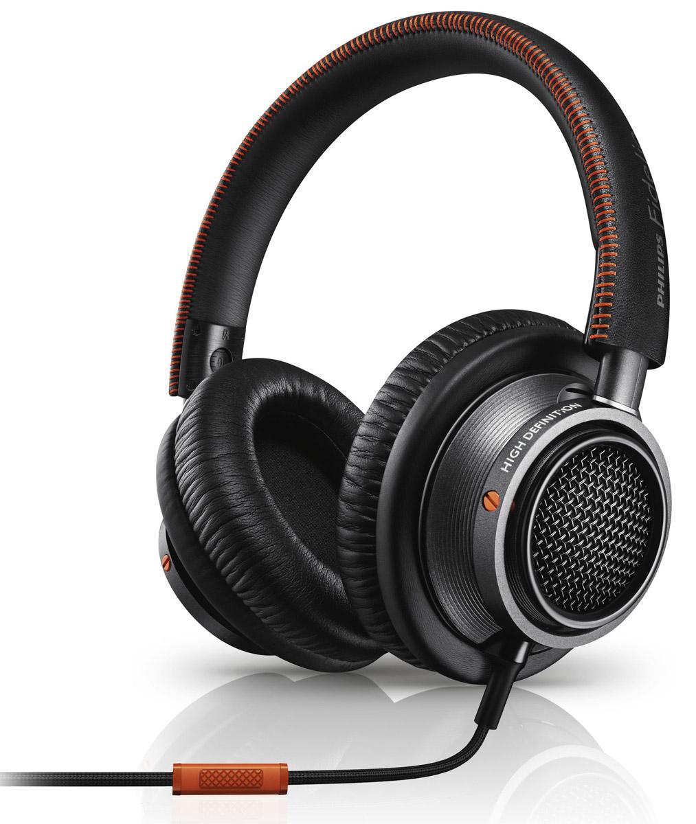 Philips L2BO/00 наушникиL2BO/00Наушники Fidelio L2 с микрофоном — это сочетание высоких стандартов звука и комфорта при прослушивании. Они созданы экспертами в области звука для максимально естественного и реалистичного звучания. Высочайшее качество сборки обеспечивает долгий срок службы. Звук высокого разрешения обеспечивает максимально качественное воспроизведение музыки: Звук высокого разрешения обеспечивает превосходное качество воспроизведения, которое гораздо ближе к студийному, чем форматы CD 16 бит/44,1 кГц. Благодаря такому безупречному качеству звук высокого разрешения не оставит равнодушным ни одного меломана. Наушники Fidelio соответствуют строжайшим стандартам качества и сертифицированы для воспроизведения звука высокого разрешения. Независимо от источника звука, будь то коллекция высококачественных музыкальных треков или более традиционные музыкальные композиции, наушники Fidelio обеспечивают безупречное звучание с расширенным диапазоном высоких частот, что позволяет...
