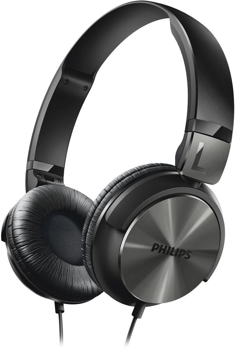 Philips SHL3160BK/00 наушникиSHL3160BK/00Наушники Philips SHL3160 в стиле DJ отличаются мощным звуком и глубокими басами. Благодаря поворачивающимся чашкам с мягкими амбушюрами вы получите невероятные ощущения от прослушивания музыки в дороге. Высокомощные 32-мм излучатели обеспечивают кристально чистое, детальное и естественное звучание. Закрытое акустическое оформление гарантирует надежную звукоизоляцию, отсекая окружающие шумы. Для обеспечения максимального комфорта при использовании в дороге эти наушники легко складываются, гарантируя удобство переноски. Регулируемые чашки наушников и оголовье для идеальной посадки Мягкие дышащие амбушюры для комфорта при длительном прослушивании Компактная плоская складная конструкция для удобства переноски