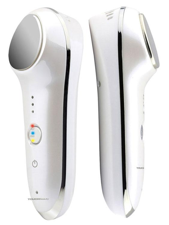 Прибор для омоложения кожи Touchbeauty AS-1389AS-1389Touchbeuty AS-1389 - ультразвуковой вибрационный аппарат для омоложения лица - миостимулятор. Применяется для косметологического массажа лица в домашних условиях. Убирает морщины, подтягивает овал лица, улучшает кровообращение. Чередование холодного и теплого режима снимает усталость и восстанавливает здоровый цвет лица. Теплый массаж до 42°С разглаживает морщины, улучшает проникновение крема в поры. Холодный массаж при 6°С стягивает поры, подтягивает и тонизирует кожу. Ультразвуковая вибрация проникает глубоко в подкожные слои и способствует выработки собственного каллогена. Тонизирует кожу и мышцы лица, шеи и области декольте.