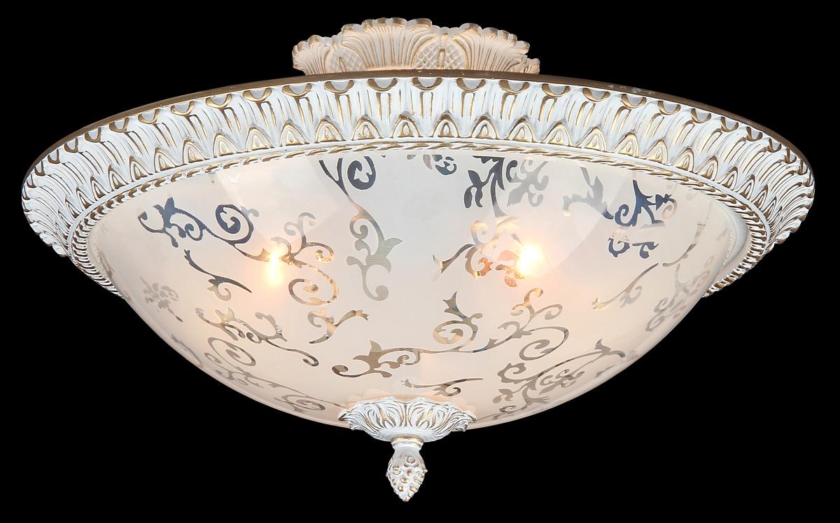 Люстра Natali Kovaltseva Jessica 10426/3P WHITE GOLDJessica 10426/3P WHITE GOLDD37 x H23 cm