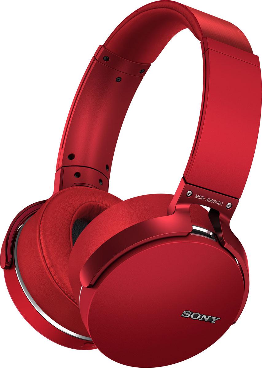 Zakazat.ru Sony Extra Bass MDR-XB950BT, Red наушники