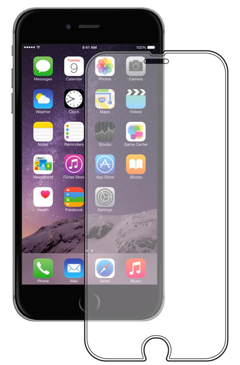 Deppa Gorilla защитное стекло для Apple iPhone 6 Plus/6S Plus, Clear61985Прочное защитное стекло Deppa Gorilla Glass 2 защитит экран вашего устройства от царапин. Обеспечивает более высокий уровень защиты по сравнению с обычной пленкой. При этом яркость и чувствительность дисплея не будут ограничены. Препятствует появлению воздушных пузырей и надежно крепится на экране устройства. Имеет олеофобное покрытие и закругленные края 2.5D. Материал: закаленное стекло Corning Gorilla Glass 2 (США)