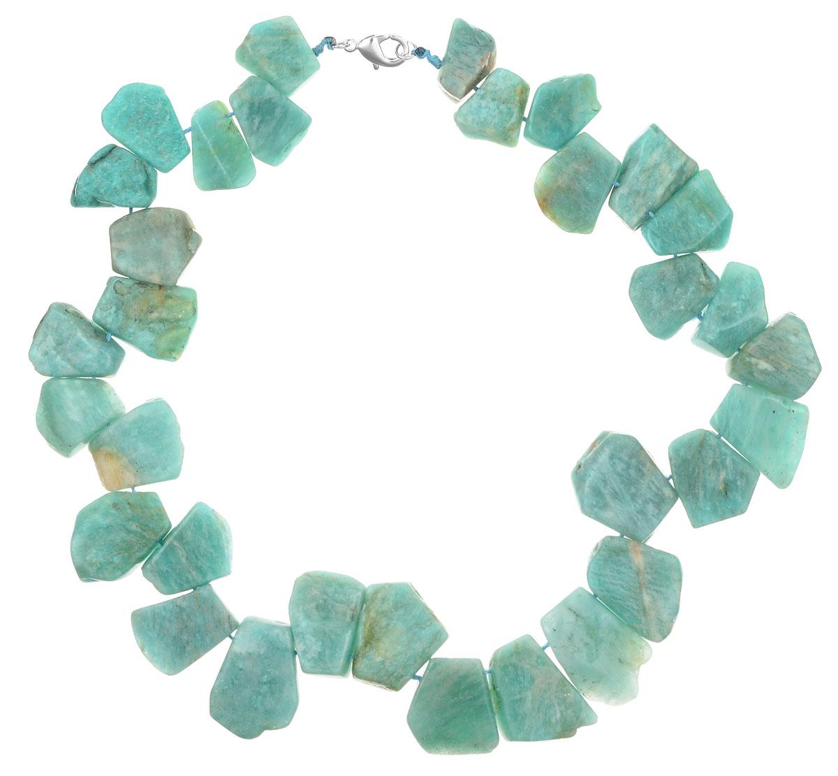Ожерелье Migura, цвет: светло-зеленый. SU0047SU0047Необычное ожерелье Migura изготовлено из керамического материала. Каждый элемент украшения удивляет своей неповторимой формой и оттенком. Изделие застегивается на застежку-карабин. Оригинальное ожерелье придаст вашему образу изюминку, подчеркнет красоту и изящество вечернего платья или преобразит повседневный наряд.