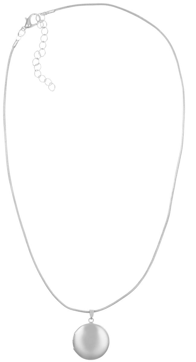 Кулон Happy Charms Family, цвет: серебряный. NOAJ1151NOAJ1151Элегантный кулон Happy Charms Family выполнен из ювелирного сплава. Украшение раскрывается, внутри расположены два места для фото. Кулон дополнен цепочкой, которая застегивается на замок-карабин, длина изделия регулируется за счет дополнительных звеньев в цепочке. Кулон Happy Charms Family поможет дополнить любой образ и привнести в него завершающий штрих.
