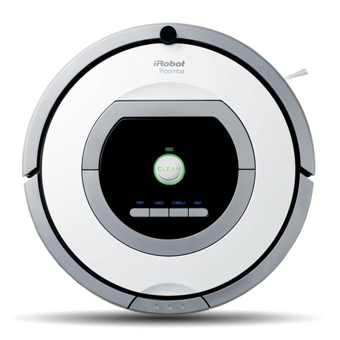 iRobot Roomba 776 робот-пылесосR776Roomba 776 модернизированная версия Roomba 765, которая получила ряд полезных нововведений, а именно – улучшенную аккумуляторную батарею поддерживающую вдвое большее количество циклов разряда-заряда, а следовательно имеющую больший срок службы. А также зарядную базу с интегрированным блоком питания, что позволило упростить систему зарядки робота и избавиться от лишних проводов, делая эксплуатацию более удобной. Roomba 776 относится к средней 700 серии, старше только модели из 800 серии. Таким образом Roomba 776 является «золотой серединой» имея хорошее соотношения цены и качества. Но стоит отметить, что роботы-пылесосы седьмой серии оснащены всеми передовыми достижениями и наработками, достигнутыми компанией в этом направлении, что обеспечивает отличное качество работы и уборки. Roomba 776 имеет в своем распоряжении сложные алгоритмы уборки и датчики, все это в совокупности называется системой iAdapt. Система обеспечивает оптимальную навигацию в пространстве и...
