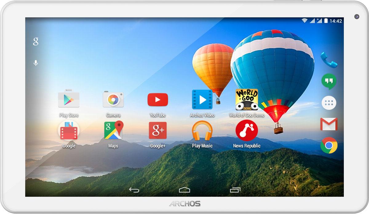 Archos 101 Xenon Lite101 XENON LITEARCHOS 101 Xenon Lite сочетает в себе самое лучшее из мира смартфонов и планшетов. Поддержка 3G и функции телефона позволит вам находится на связи, когда в дороге, при этом наслаждаться комфортной работой Android KitKat на 10,1 дюймовом дисплее. 10,1 дюймовый дисплей: ARCHOS 101 Xenon Lite использует большой 10,1 дюймовый дисплей с матрицей MVA, обеспечивающей яркие цвета и широкие углы обзора, как матрицы IPS. Разрешение 1024 x 600 позволяет рассмотреть каждую деталь, отображаемую на дисплее планшета, будь это приложения, игры или видео. Модем с поддержкой технологии HSPA для сетей 3G: ARCHOS 101 Xenon Lite обладает встроенным модемом с технологией HSPA для сетей 3G. Он способен использовать SIM-карты любого оператора в стране и за рубежом, так что вы можете оставаться на связи и продолжать работать с приложениями, Интернетом и электронной почтой, независимо от того, где находитесь. Две камеры: ARCHOS 101 Xenon Lite...