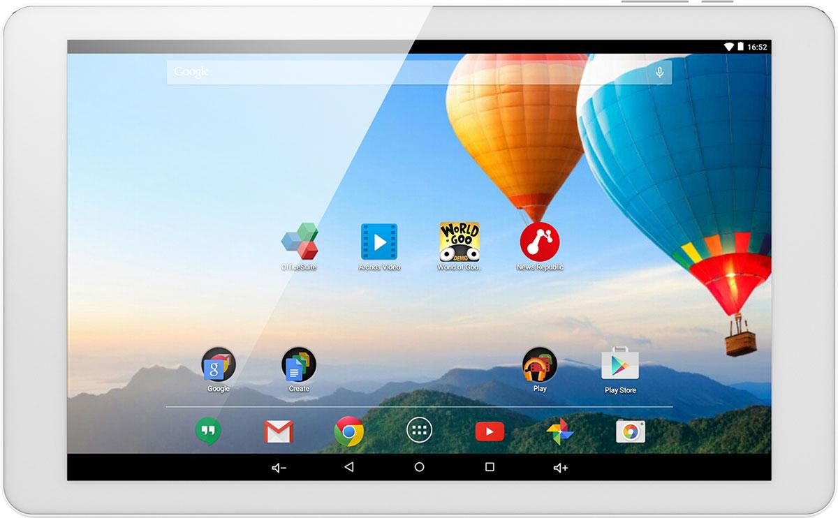 Archos 101b Xenon101B XENONARCHOS 101b Xenon сочетает в себе самое лучшее из мира смартфонов и планшетов. Поддержка 3G и функции телефона позволит вам находится на связи, когда в дороге, при этом наслаждаться комфортной работой Android Lollipop на 10,1 дюймовом дисплее. 10,1 дюймовый дисплей с IPS технологией: ARCHOS 101b Xenon использует большой 10,1 дюймовый дисплей с матрицей IPS, обеспечивающей яркие цвета и совершенное углы обзора. Разрешение 1024 x 600 позволяет рассмотреть каждую деталь, отображаемую на дисплее планшета, будь это приложения, игры или видео. Две камеры: ARCHOS 101b Xenon отлично подходит не только для видеовызовов, но и для запечатления незабываемых моментов благодаря наличию передней и задней камер. В комплект ARCHOS 101b Xenon входит 16ГБ встроенной флэш-памяти, расширяемой через микро SD-слот с поддержкой микро SD-карт до 64ГБ. Мощный процессор: ARCHOS 101b Xenon оснащен мощным четырехъядерным процессором, который...
