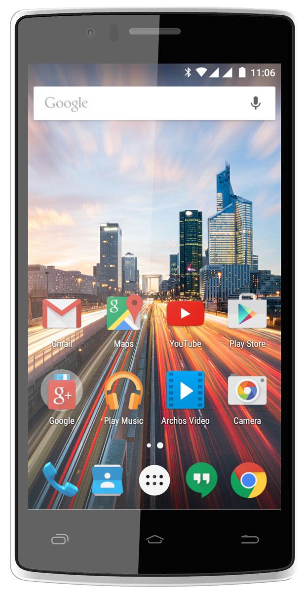 Archos 50d Helium50d HeliumArchos 50d Helium объединяет в себе непревзойденную скорость 4G с уникальным, вдохновленным природой, дизайном. Смартфон полностью поддерживает технологию 4G/LTE (категория 4, 150 Мбит/с). С такой высокой скоростью соединения вы сможете открыть для себя новые возможности использования смартфона: сверхбыстрый доступ к Интернет-ресурсам, полноэкранное потоковое HD-видео, онлайн-игры, мгновенный доступ к облачным хранилищам и многое другое. Удивительное разрешение (1280 x 720) на 5-дюймовом экране обеспечивает то же количество пикселей, что и ваш большой HD-телевизор, предоставляя дополнительную четкость текста и невероятную четкость фотографий и видео. Технология IPS дает истинно яркие цвета, дополнительные широкие углы обзора, чтобы изменить к лучшему ваше представление об удобстве использования смартфонов. Используя четырехъядерный процессор Qualcomm Snapdragon 410, данная модель сочетает в себе лучшую производительность с...