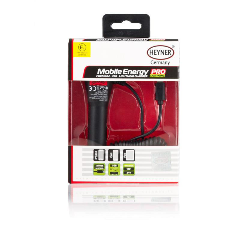 Зарядное устройство от прикуривателя для iPhone 4 и 5; iPad mini; iPod touch; iPod nano 7 + USB вход: 12/24B; 800 mA выход: DC 5B +/- 0.5; max 2100 mA511710З/у от прикуривателя для iPhone 4 и 5; iPad mini; iPod touch; iPod nano 7 + USB вход: 12/24B; 800 mA выход: DC 5B +/- 0.5; max 2100 mA