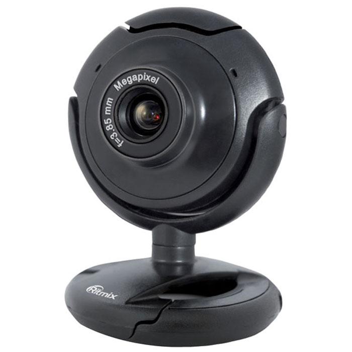Ritmix RVC-006M Web-камера15116080Ritmix RVC-006M – стильная шарообразная веб-камера с бюджетным сенсором. Устройство имеет крепление к ЖК-мониторам. Кадров в секунду: 30 Угол обзора объектива (по диагонали): 54° Фокусировка: ручная - от 5 см до бесконечности Форматы видео: AVI Графические форматы: JPEG
