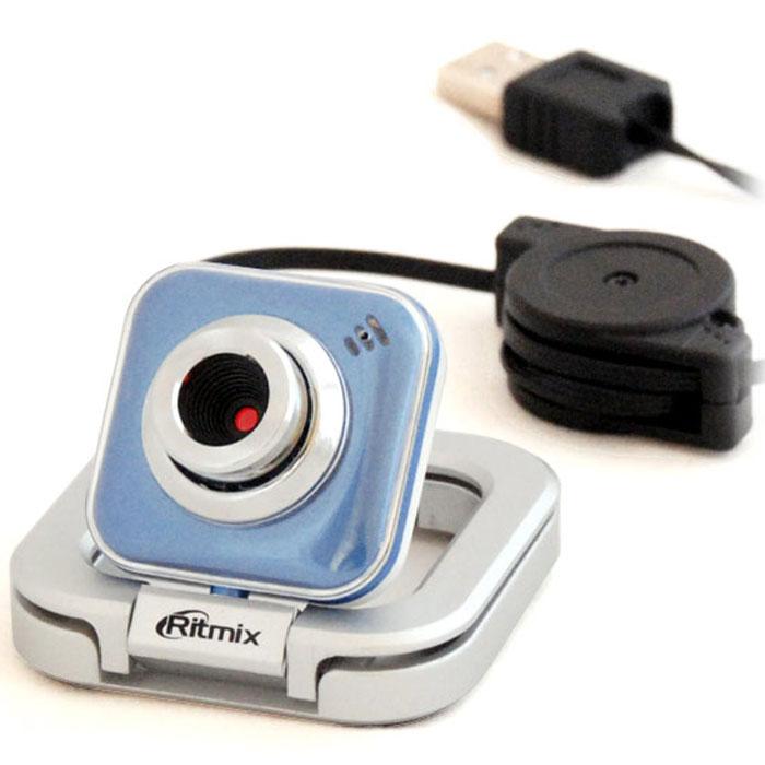 Ritmix RVC-025M Web-камера15116086Лёгкая и компактная USB веб-камера Ritmix RVC-025M для путешественников. В сложенном виде не занимает много места, что делает её идеальным спутником для мобильных пользователей. Камера оснащена встроенным микрофоном. Разрешение записи: до 1600x1200 (при работе под управлением программного драйвера) Кадров в секунду: 30 Угол обзора объектива (по диагонали): 54° Фокусировка: ручная - от 5 см до бесконечности Форматы видео: AVI Графические форматы: JPG