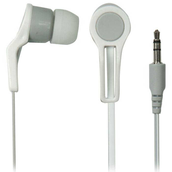 Ritmix RH-014, Grey White наушники15118139Ritmix RH-014 - это портативные наушники-вкладыши вставного типа для использования с MP3-плеерами, планшетами и ноутбуками. Наушники оснащены плоским кабелем, который предотвращает провод от спутывания. Ritmix RH-014 представлены в четырёх ярких цветовых вариациях, что позволит подобрать модель на свой вкус.