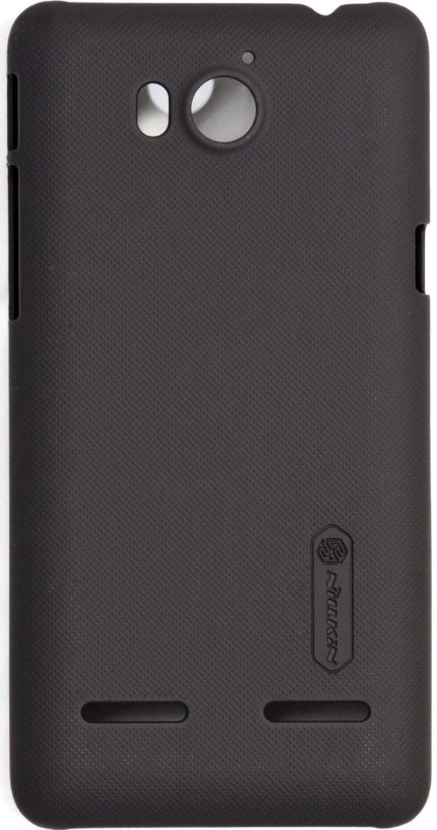 Nillkin Super Frosted чехол для Huawei Honor Pro, Black2000000010144Чехол Nillkin Super Frosted для Huawei Honor Pro изготовлен из экологически чистого поликарбоната путем высокотемпературной высокоточной формовки. Он изготовлен из цельной пластины методом загиба, износостойкий, устойчив к оседанию пыли, не скользит, устойчив к образованию отпечатков, легко чистится. Жесткость чехла предотвращает телефон от повреждений во время транспортировки. Размер чехла точно соответствует размеру телефона с четким соответствием всех функциональных отверстий.