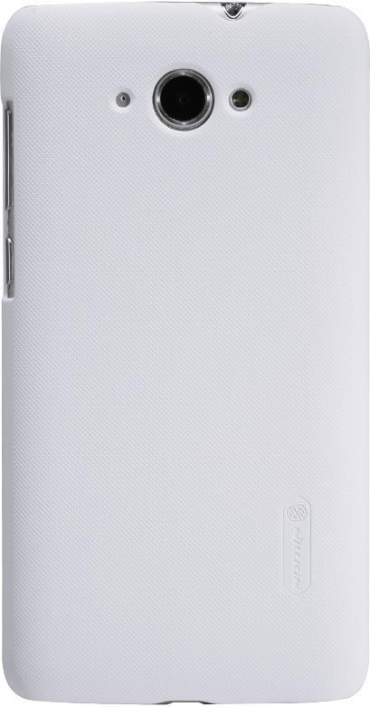 Nillkin Super Frosted чехол для Lenovo S930, White2000000010199Чехол Nillkin Super Frosted для Lenovo S930 изготовлен из экологически чистого поликарбоната путем высокотемпературной высокоточной формовки. Он изготовлен из цельной пластины методом загиба, износостойкий, устойчив к оседанию пыли, не скользит, устойчив к образованию отпечатков, легко чистится. Жесткость чехла предотвращает телефон от повреждений во время транспортировки. Размер чехла точно соответствует размеру телефона с четким соответствием всех функциональных отверстий.