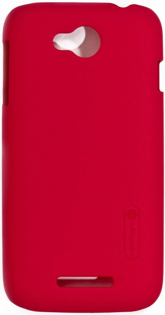 Nillkin Super Frosted чехол для Lenovo A706, Red2000000010625Чехол Nillkin Super Frosted для Lenovo A706 изготовлен из экологически чистого поликарбоната путем высокотемпературной высокоточной формовки. Он изготовлен из цельной пластины методом загиба, износостойкий, устойчив к оседанию пыли, не скользит, устойчив к образованию отпечатков, легко чистится. Жесткость чехла предотвращает телефон от повреждений во время транспортировки. Размер чехла точно соответствует размеру телефона с четким соответствием всех функциональных отверстий.