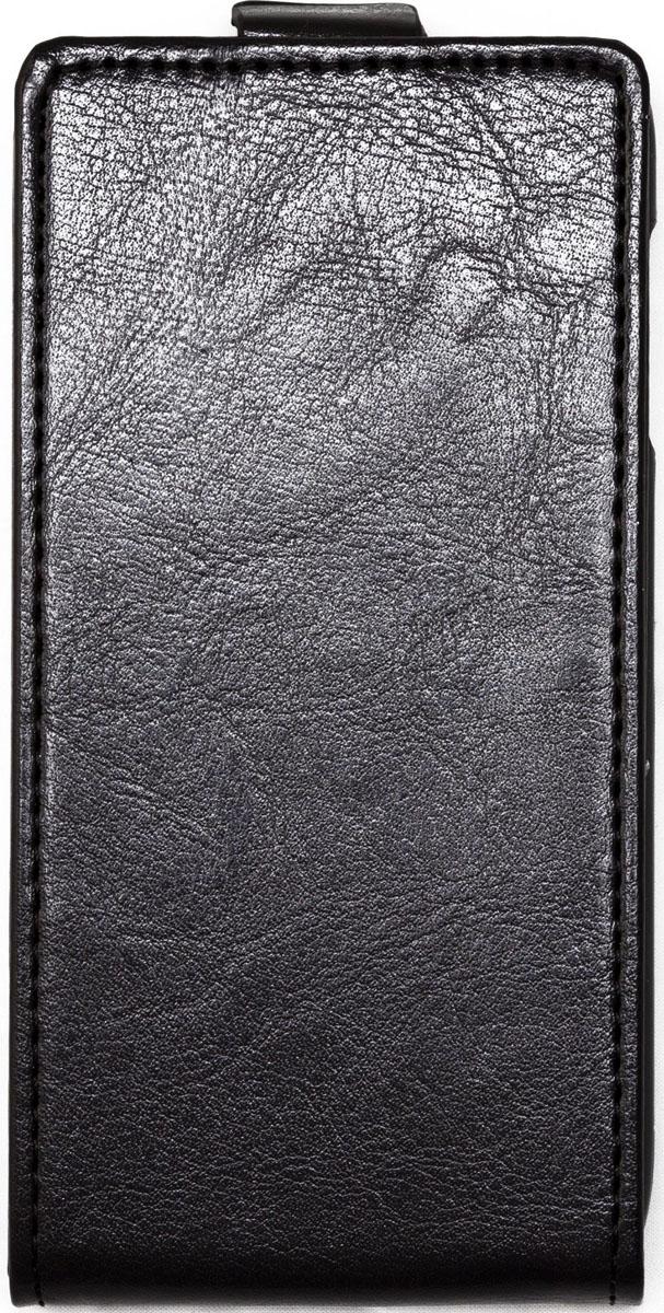 Skinbox Flip Case чехол для Lenovo S650, Black