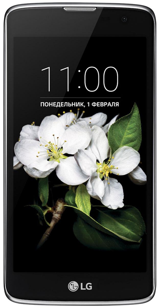 LG K7 X210DS, Black