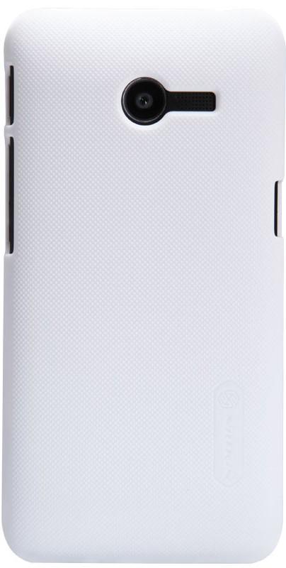 Nillkin Super Frosted чехол для Asus ZenFone 4 (A400CG), White2000000019291Чехол Nillkin Super Frosted для Asus ZenFone 4 (A400CG) изготовлен из экологически чистого поликарбоната путем высокотемпературной высокоточной формовки. Он изготовлен из цельной пластины методом загиба, износостойкий, устойчив к оседанию пыли, не скользит, устойчив к образованию отпечатков, легко чистится. Жесткость чехла предотвращает телефон от повреждений во время транспортировки. Размер чехла точно соответствует размеру телефона с четким соответствием всех функциональных отверстий.
