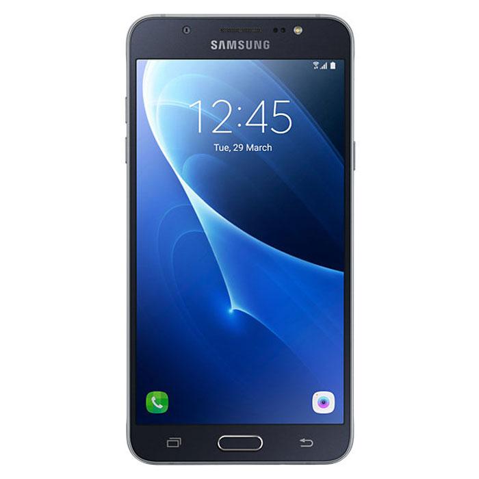 Samsung SM-J710FN Galaxy J7, BlackSM-J710FZKUSERSamsung SM-J710FN Galaxy J7 - элегантный и надежный смартфон в цельнометаллическом корпусе. Сюжеты из вашей жизни в наилучшем виде Светосильные (F1.9) объективы камер на лицевой и задней панелях - гарантия ярких и четких снимков даже при низкой освещенности. Двойное нажатие кнопки Домой мгновенно активирует режим фотосъемки. Светодиодная (LED) вспышка и режим Beauty обеспечат великолепное качество изображения, а режим Управление жестами сделают это за считанные секунды. Вся информация с одного взгляда Мгновенный доступ ко всей важной информации, включая состояние аккумулятора, объем доступной памяти и состояние системы безопасности. Режим энергосбережения Эффективный режим энергосбережения продлит работу смартфона. Телефон сертифицирован Ростест и имеет русифицированный интерфейс меню, а также Руководство пользователя.