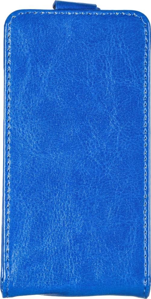 Skinbox 4People чехол для HTC Desire 310, Blue2000000058634Накладка выполнена из высококачественного поликарбоната, плотно прилегает и не скользит в руках.