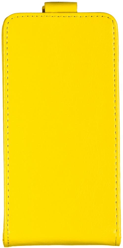 Skinbox 4People чехол для Explay Indigo, Yellow2000000059259Чехол Skinbox 4People сделан из высококачественного поликарбоната и искусственной кожи. Он надежно фиксирует и защищает смартфон при падении. Обеспечивает свободный доступ ко всем разъемам и элементам управления.