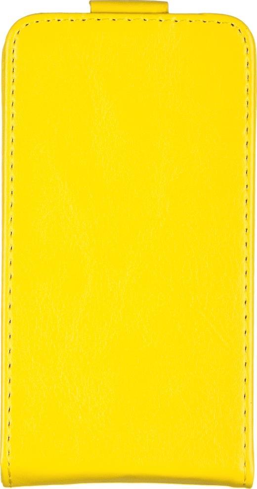 Skinbox 4People чехол для iPhone 4/4s, Yellow2000000059525Накладка выполнена из высококачественного поликарбоната, плотно прилегает и не скользит в руках.