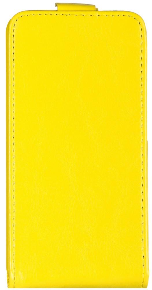 Skinbox Flip Case чехол для HTC Desire 616, Yellow2000000059617Чехол Skinbox Flip Case для HTC Desire 616 выполнен из высококачественного поликарбоната и экокожи. Он обеспечивает надежную защиту корпуса и экрана смартфона и надолго сохраняет его привлекательный внешний вид. Чехол также обеспечивает свободный доступ ко всем разъемам и клавишам устройства.