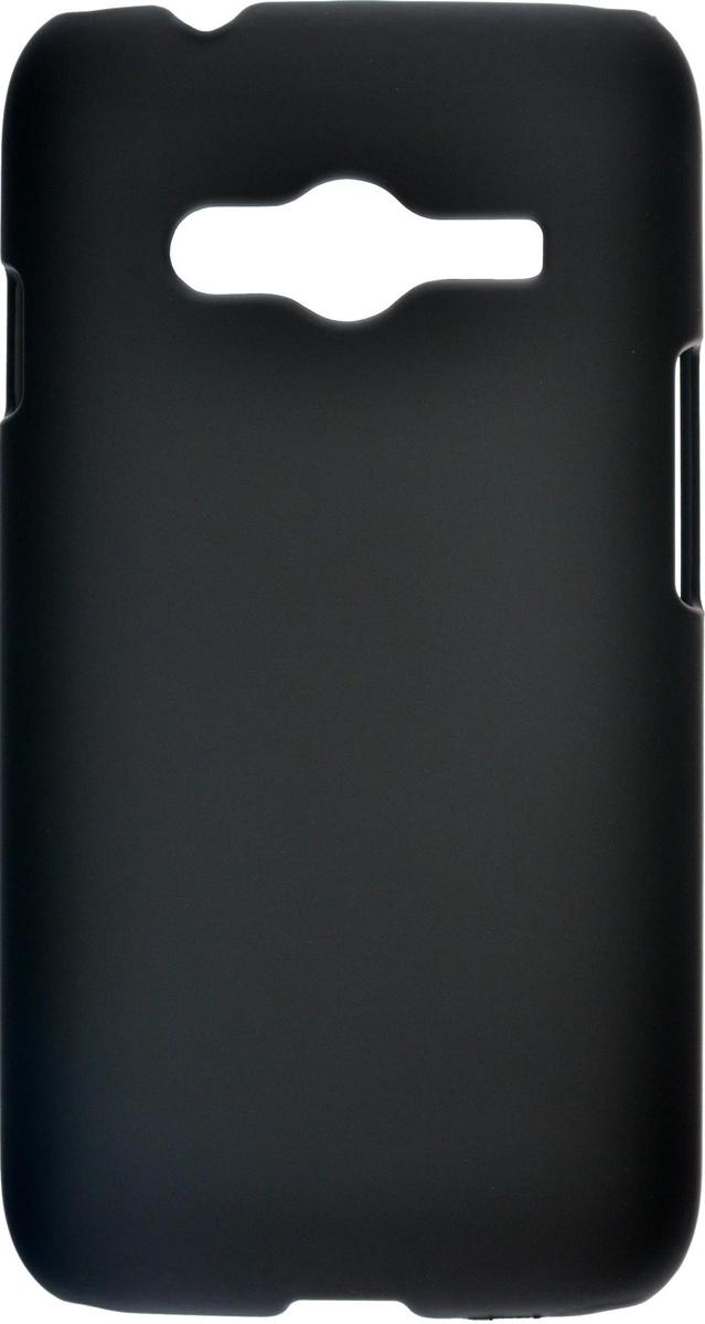 Skinbox 4People чехол для Samsung Galaxy Ace 4 Lite/ Neo, Black2000000060149Чехол-накладка Skinbox 4People для Samsung Galaxy Ace 4 Lite/ Neo бережно и надежно защитит ваш смартфон от пыли, грязи, царапин и других повреждений. Выполнена из высококачественного поликарбоната, плотно прилегает и не скользит в руках. Чехол-накладка оставляет свободным доступ ко всем разъемам и кнопкам устройства.