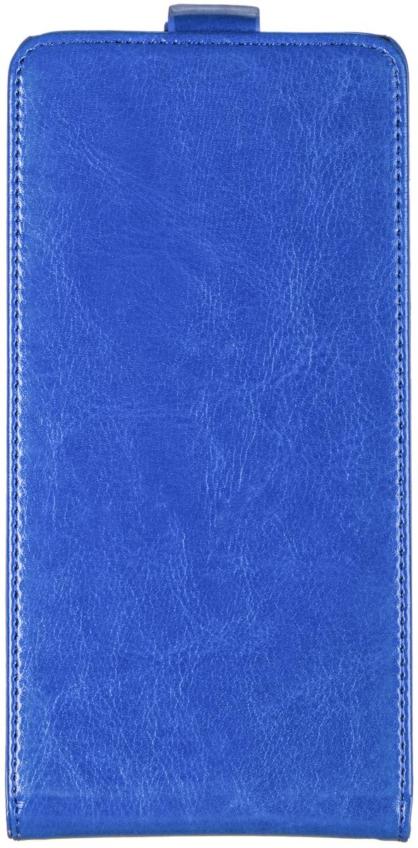 Skinbox 4People чехол-флип для Asus ZenFone 6, Blue2000000062273Чехол Skinbox 4People сделан из высококачественного поликарбоната и искусственной кожи. Он надежно фиксирует и защищает смартфон при падении. Обеспечивает свободный доступ ко всем разъемам и элементам управления.