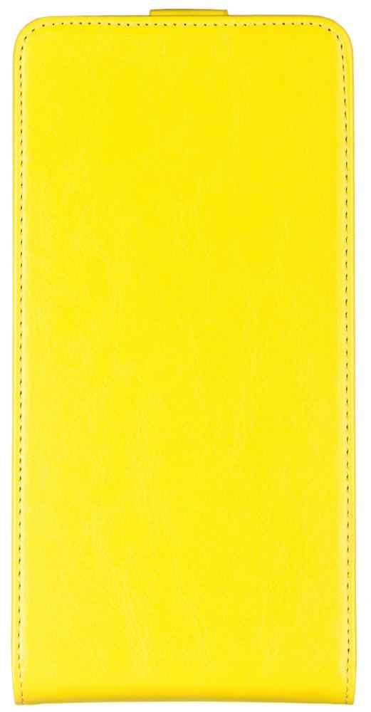 Skinbox Flip Case чехол для Sony Xperia T2 Ultra, Yellow2000000062730Чехол Skinbox Flip Case для Sony Xperia T2 Ultra выполнен из высококачественного поликарбоната и экокожи. Он обеспечивает надежную защиту корпуса и экрана смартфона и надолго сохраняет его привлекательный внешний вид. Чехол также обеспечивает свободный доступ ко всем разъемам и клавишам устройства.
