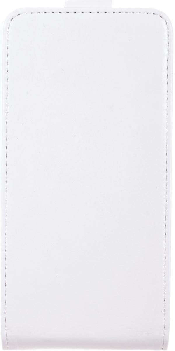 Skinbox Flip Case чехол для Lenovo S660, White2000000075952Чехол Skinbox Flip Case для Lenovo S660 выполнен из высококачественного поликарбоната и экокожи. Он обеспечивает надежную защиту корпуса и экрана смартфона и надолго сохраняет его привлекательный внешний вид. Чехол также обеспечивает свободный доступ ко всем разъемам и клавишам устройства.
