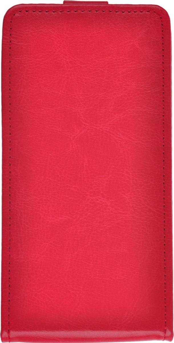 Skinbox 4People чехол для Sony Xperia M4 Aqua, Red2000000077543Накладка выполнена из высококачественного поликарбоната, плотно прилегает и не скользит в руках.
