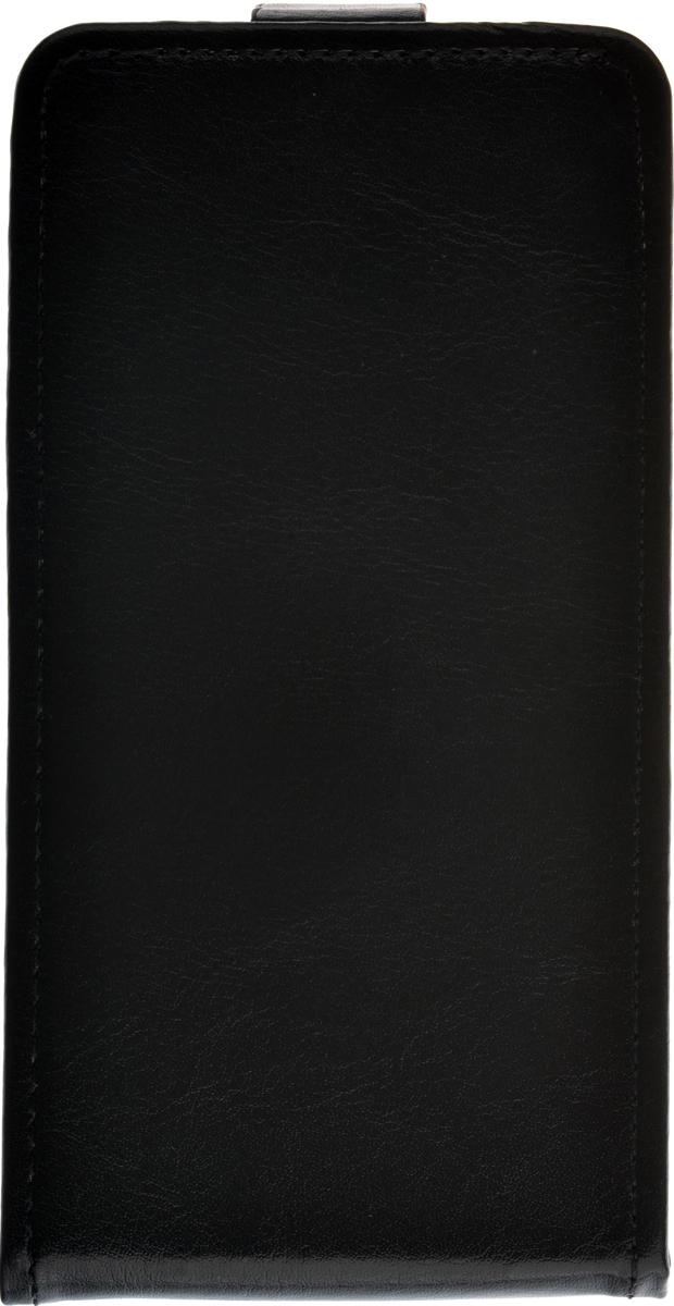 Skinbox 4People чехол для Huawei P8 Lite, Black2000000077581Чехол-флип Skinbox 4People для Huawei P8 Lite надежно защитит ваш телефон от механических повреждений, грязи и пыли. Конструкция чехла обеспечивает свободный доступ к разъемам, камере и основным функциям смартфона. Изделие выполнено из высококачественной экокожи и пластика.