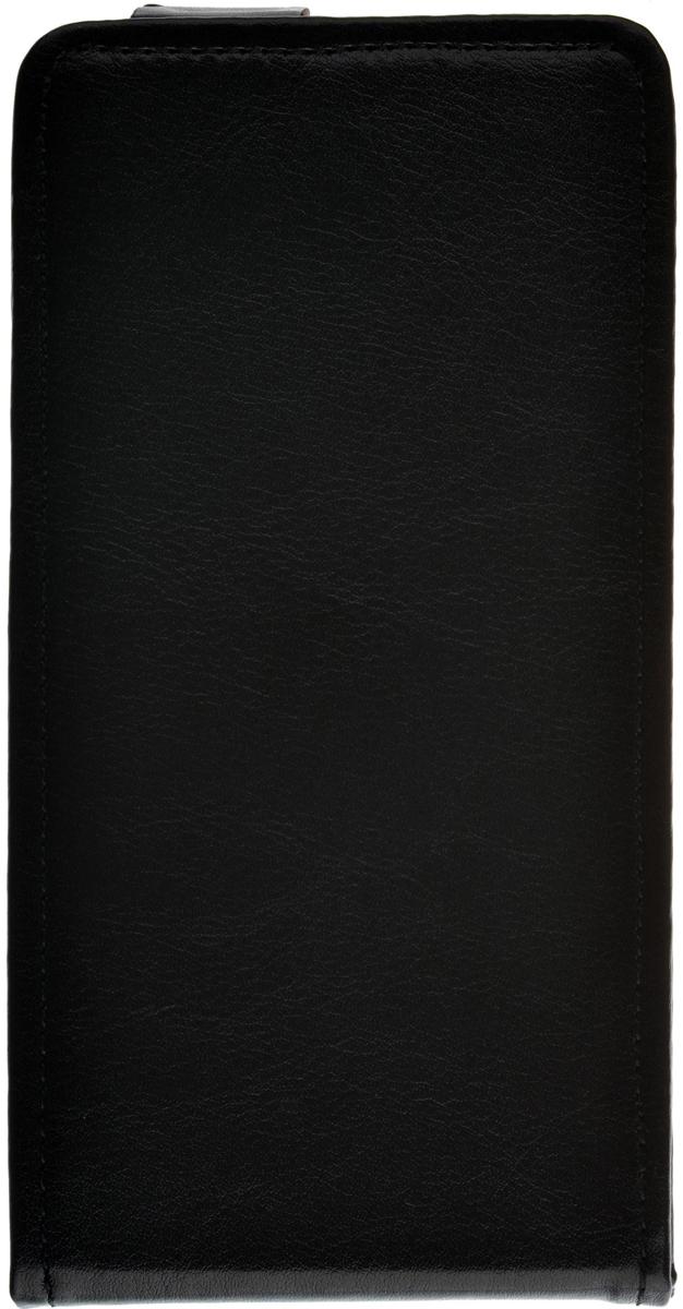 Skinbox Flip Case чехол для Huawei Ascend G620S, Black