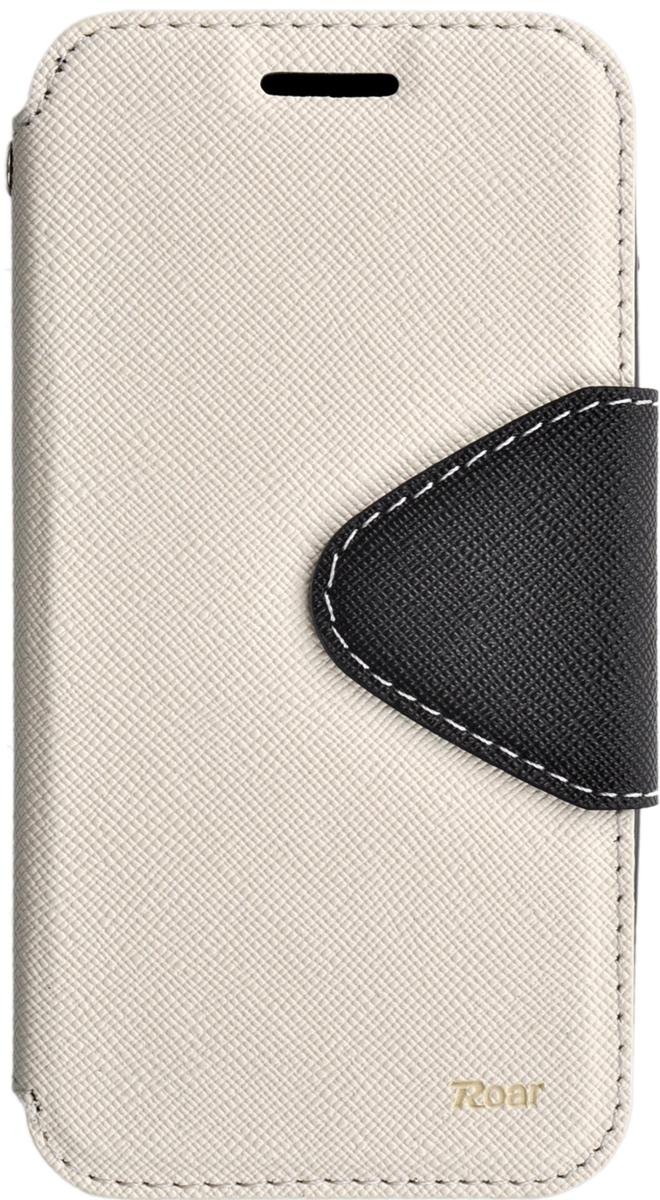 Roar AW чехол для Asus ZenFone 4 (A400CG), White Black
