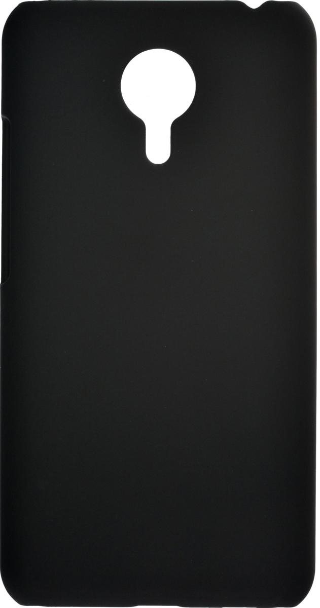 Skinbox 4People чехол для Meizu Pro 5, Black2000000079387Чехол-накладка Skinbox 4People для Meizu Pro 5 бережно и надежно защитит ваш смартфон от пыли, грязи, царапин и других повреждений. Выполнена из высококачественного поликарбоната, плотно прилегает и не скользит в руках. Чехол-накладка оставляет свободным доступ ко всем разъемам и кнопкам устройства.