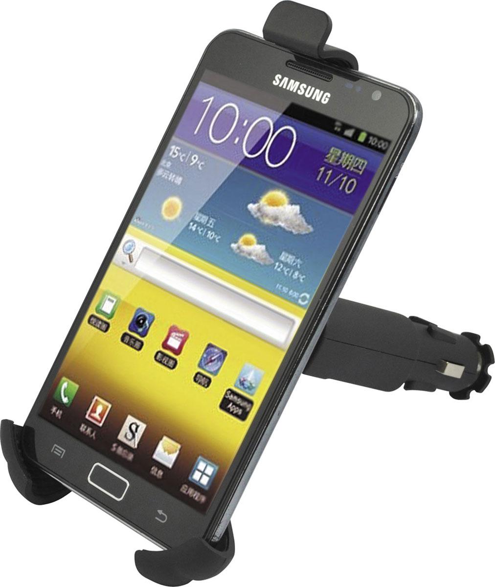 Держатель для телефона автомобильный Zipower. PM 6609PM 6609Автомобильный держатель для телефона Zipower подходит к любому автомобилю. Выполнен из высококачественного ABS пластика. Благодаря наличию в комплекте зарядного устройства USB ваш телефон или смартфон не разрядится в дороге. Держатель устанавливается в прикуриватель. Особенности держателя: Совместим со смартфонами: Samsung Galaxy Note 1, Samsung Galaxy Note 2, Samsung Galaxy S IV. Легко устанавливается, легко снимается. Поворот на 360°. Регулируемая ширина захвата: 55–85 мм. Регулируемая высота захвата: 118–152 мм.