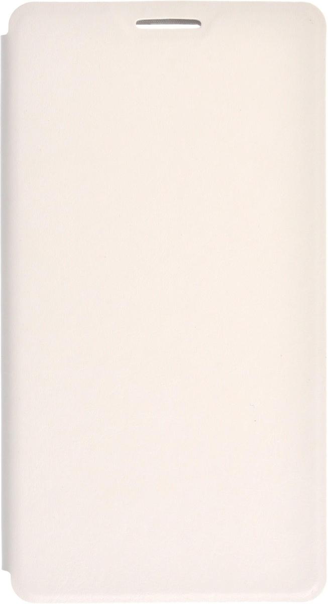 Skinbox Lux чехол для Microsoft 950XL, White2000000082387Чехол Skinbox Lux выполнен из высококачественного поликарбоната и экокожи. Он обеспечивает надежную защиту корпуса и экрана смартфона и надолго сохраняет его привлекательный внешний вид. Чехол также обеспечивает свободный доступ ко всем разъемам и клавишам устройства.