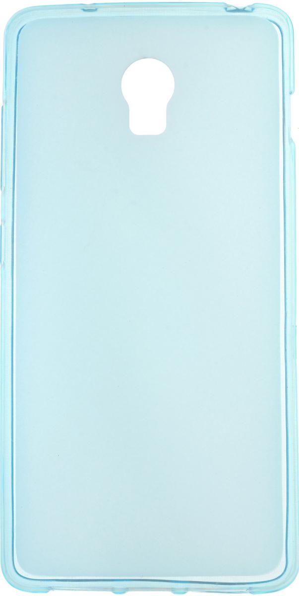Skinbox Silicone чехол для Lenovo Vibe P1, Blue