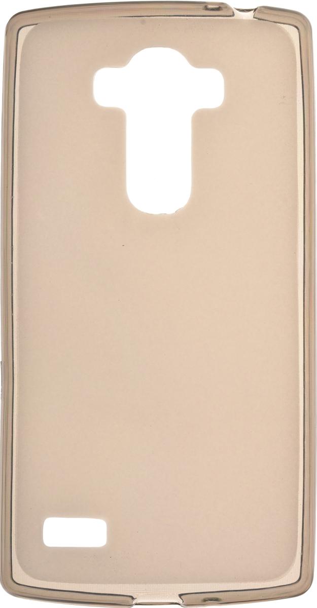 Skinbox Silicone чехол для LG G4S, Brown