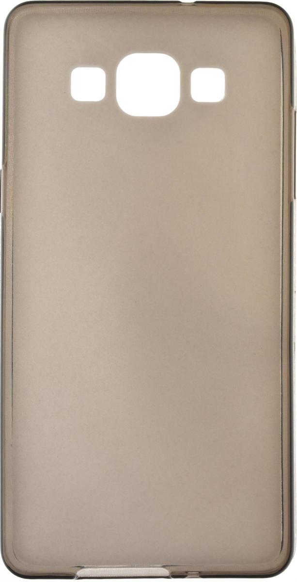 Skinbox Silicone чехол для Samsung Galaxy A5, Brown