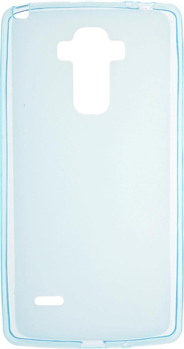 Skinbox Silicone чехол для LG G4 Stylus, Blue